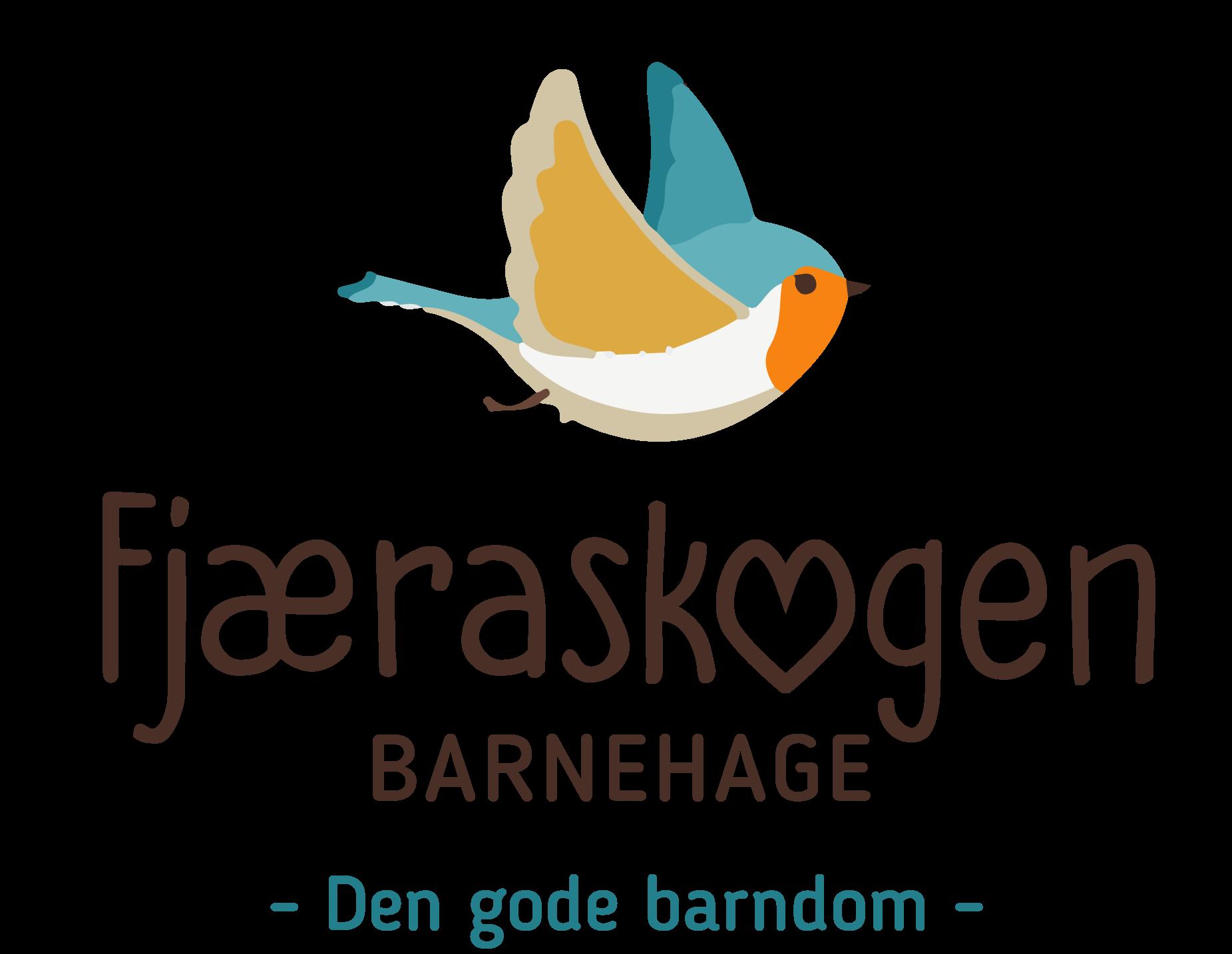 Fjæraskogen Barnehage Logo